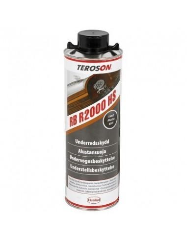 Alustamassa 1L musta Teroson RB R2000 HS/T275