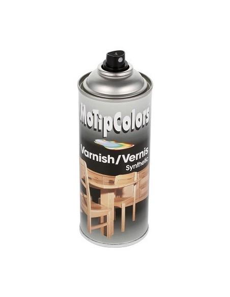 Kirkaslakka puolikiilt. spray 400ml