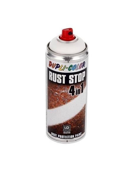 Ruosteenesto spray valk. RAL9010 400ml 4in1