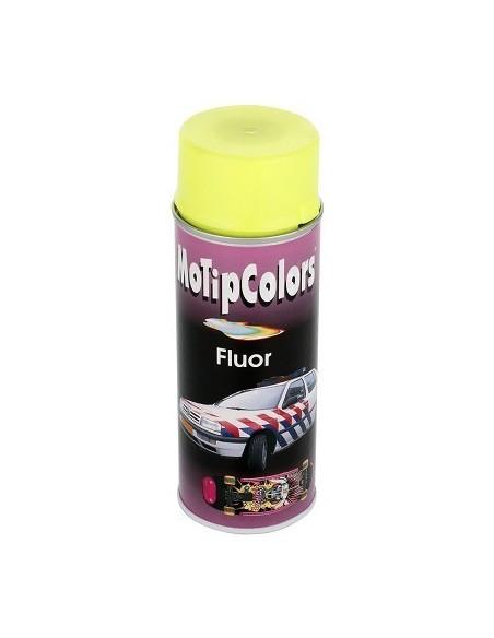 Maali neon keltainen spray 400ml