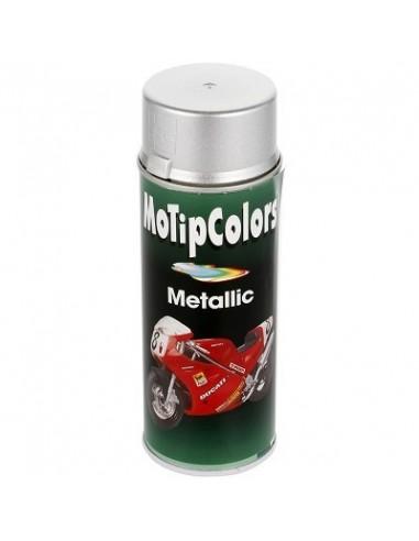 Maali metallinh. hopea spray 400ml