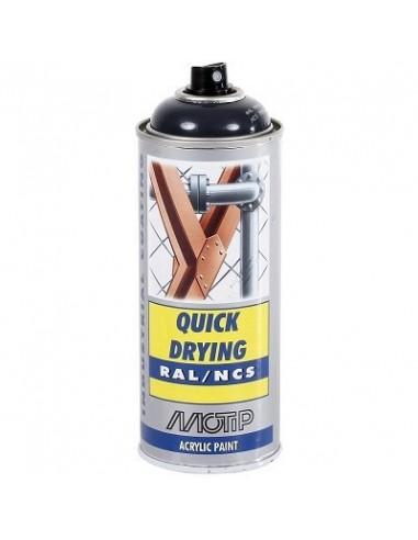 Maali harmaa RAL7016 akr. spray 400ml