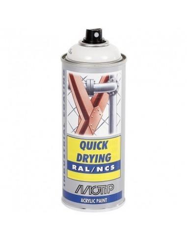 Maali valkoinen RAL9002 akr. spray 400ml