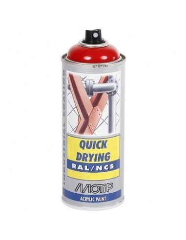 Maali punainen RAL3001 akr. spray 400ml