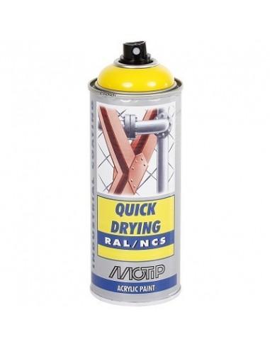 Maali keltainen RAL1021 akr. spray 400ml