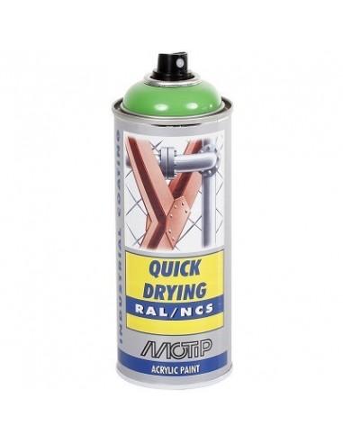 Maali vihreä RAL6018 akr. spray 400ml