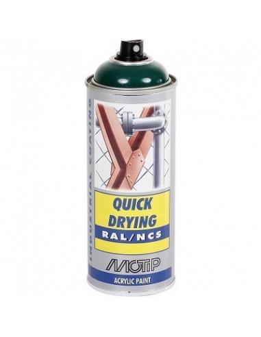 Maali vihreä RAL6005 akr. spray 400ml