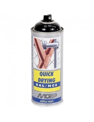 Maali musta kiilt. RAL9005 akr. spray 400ml