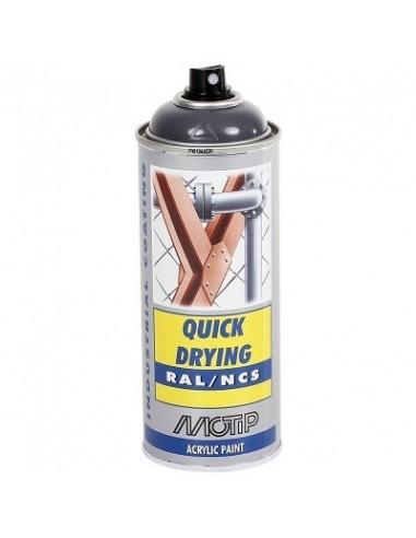 Maali v.harmaa RAL7015 akr. spray 400ml