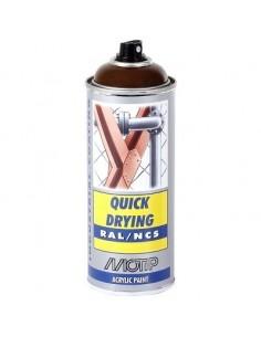 Maali ruskea RAL8028 akr. spray 400ml
