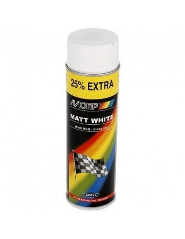 Maali valkoinen matta akr. 500ml