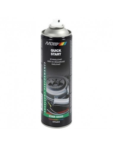 Starttiapu spray 500ml