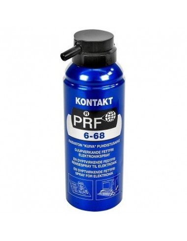 Kuivapuhdistusaine rasvaton 6-68 220ml