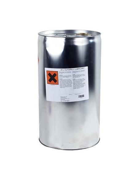 Poraus- ja leikkuuöljy 25L