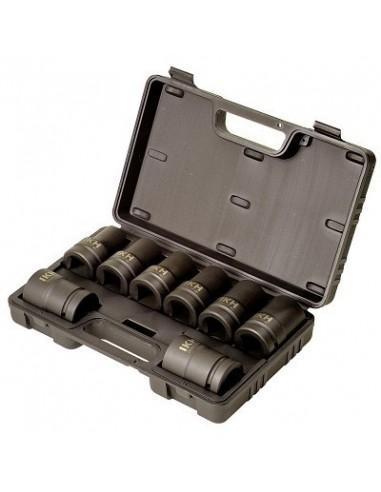 "Hylsysarja paineilma 1"" 8-os. 24-38mm P"