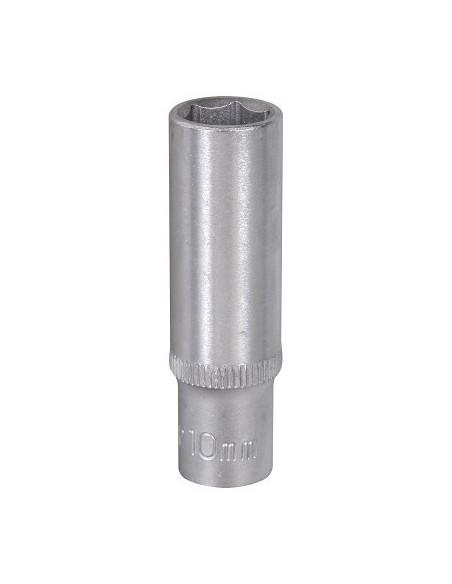 """Hylsy 1/4""""-10mm 50mm S"""