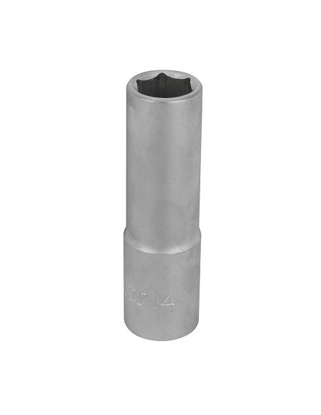 Hylsy 6-kulma 76mm 1/2- 14mm S