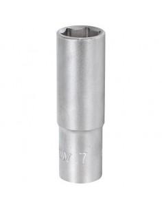 Hylsy 6-kulma 76mm 1/2- 17mm S