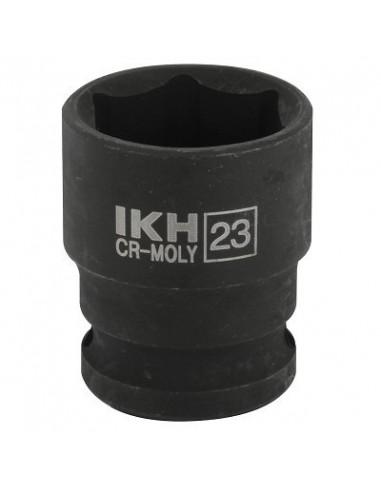 """Hylsy 1/2""""- 23mm"""