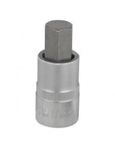 """Kuusiokolohylsy 1/2"""" S2 14mm P"""