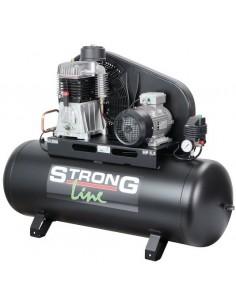 Kompressori 13bar 3-V 5,5hp 685l/200l MUSTA