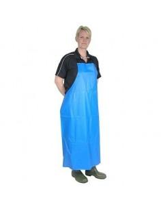 Esiliina PVC sininen 77x118cm