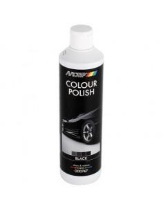 Värivaha kiillotusaine musta 500ml