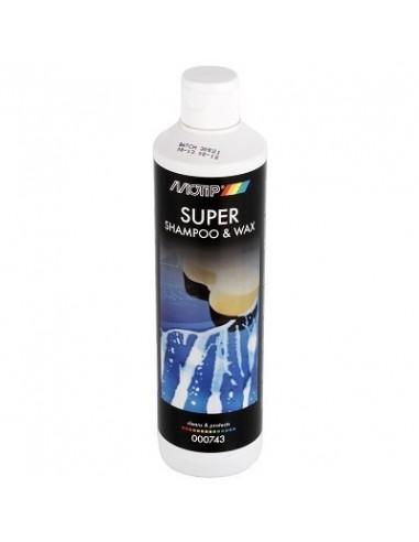 Shampoo ja vaha super 500ml
